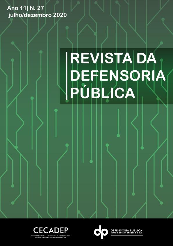 Visualizar n. 27 (2020): Revista da Defensoria Pública do Estado do Rio Grande do Sul